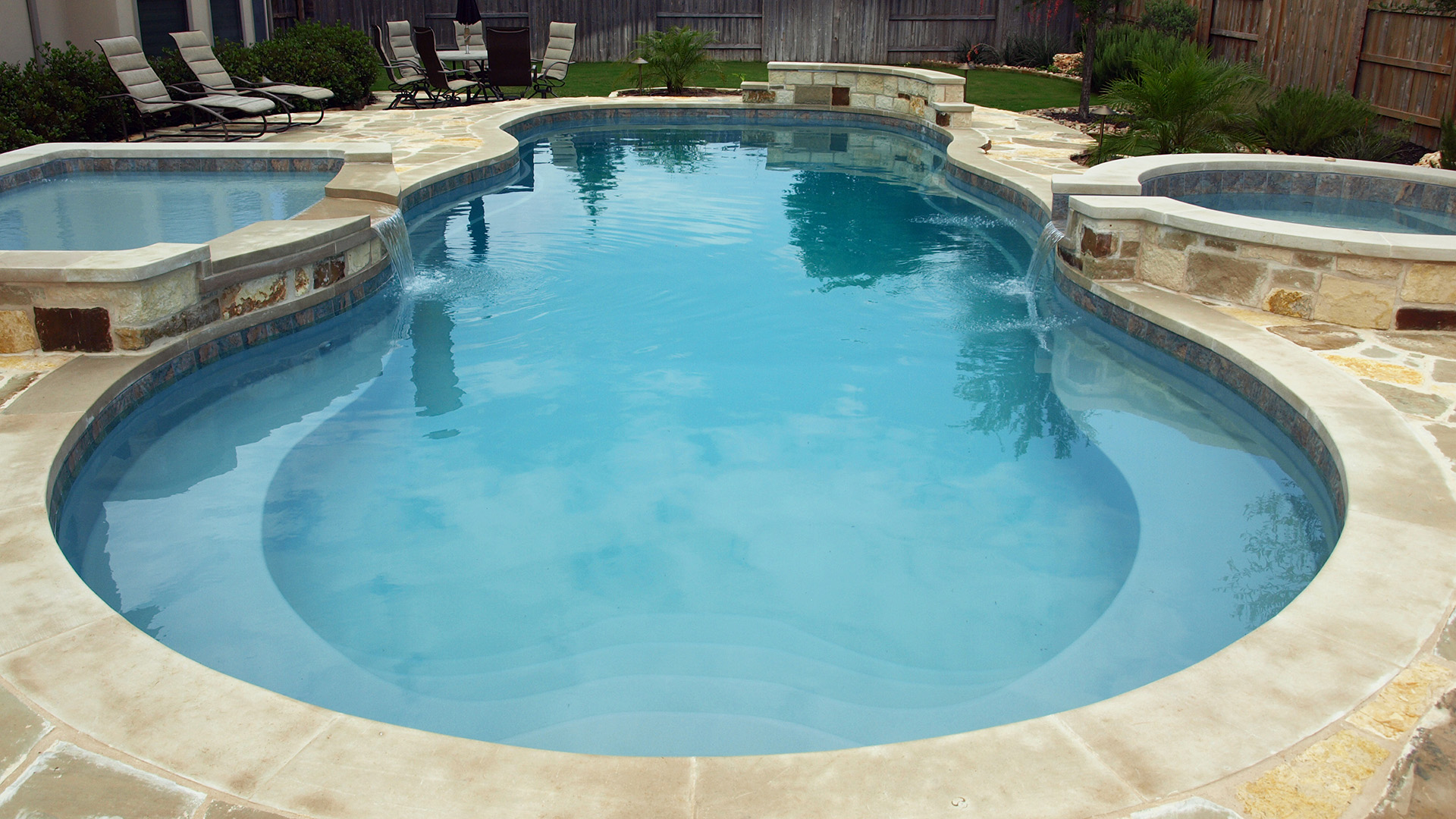 Leisure Pools - Ocean Blue Pools and Spas