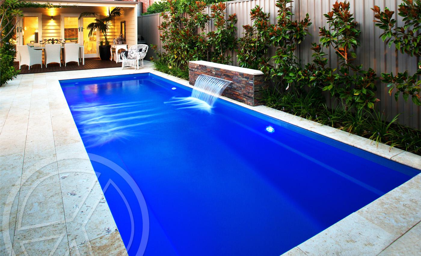 Leisure Pools - Ocean Blue Pools and Spas