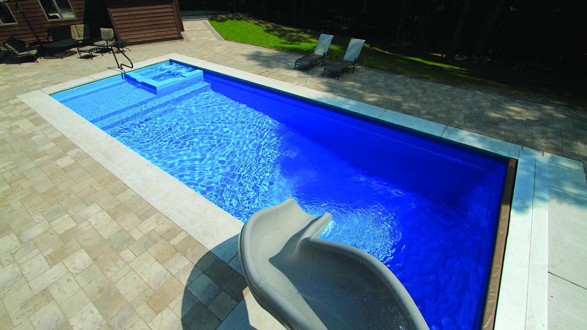 Leisure Pools Ocean Blue Pools And Spas